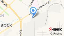 Новочебоксарский хлебозавод на карте