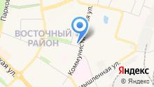 Новочебоксарское городское общество охотников и рыболовов на карте