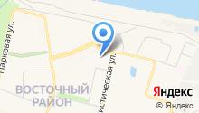 Центр мониторинга образования и психолого-педагогического сопровождения г. Новочебоксарска, МБУ на карте