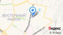 Российская партия пенсионеров за справедливость на карте