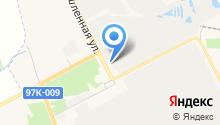 Новочебоксарская ТЭЦ-3 на карте