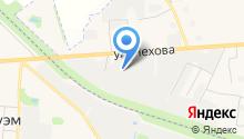 Гефест-Казань на карте