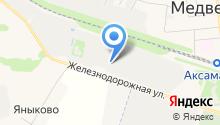 Зернофф на карте