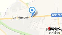 Мостремстрой, ГУП на карте