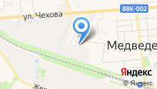 Марий Эл Дорстрой на карте