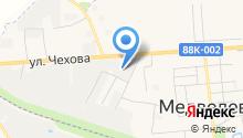 Установочный центр автосигнализаций на карте