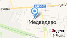 ЭксЖилФонд на карте