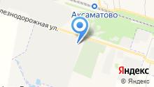 ПРОФПЛАСТ на карте