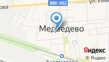 Магазин оптики на карте