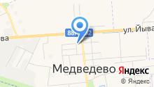Нотариус Сабирьянова О.В. на карте