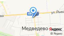 Бизнес центр Ренессанс на карте
