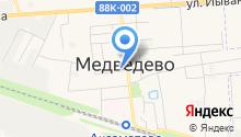 Сервисбыт, ЗАО на карте