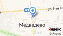 Дежурный аптекарь на карте