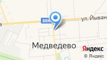 Платежный терминал, Россельхозбанк, ПАО на карте