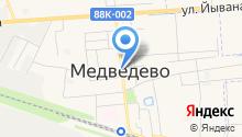 Интерфарм на карте