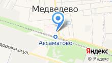 Печатный Дом Мерзляковых на карте