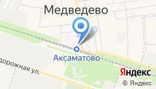 Отдел образования и по делам молодежи, Администрация Медведевского муниципального района на карте