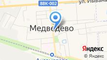 Нотариус Воронцова Н.Ю. на карте
