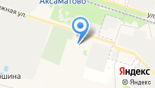 МЕДВЕДЕВСКИЙ БЕТОННЫЙ ЗАВОД на карте