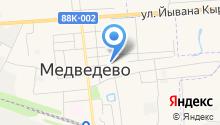 Платежный терминал, Банк Йошкар-Ола, ПАО на карте