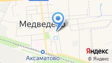 Первая коллегия адвокатов Медведевского района республики Марий Эл на карте