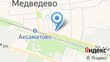 ГРАФАС на карте