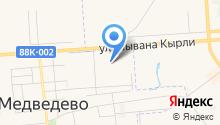 Йола маркет на карте