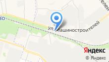 Автосервис GoodWIN на карте