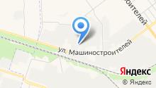 Мари МАЗ Центр на карте