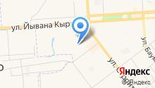 АвтоЛидер-Йошкар-Ола на карте