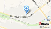 ГазТехСервис на карте