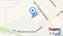 ТЕХНО-ГРУПП на карте