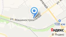 АвтоРеспект на карте
