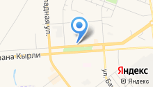 Адвокат Пегашев Д.Л. на карте