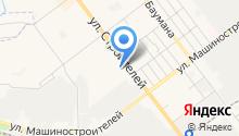 "Авторизованный Сервисный Центр ""ПОЗИТРОН СЕРВИС"" на карте"