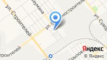 АБ Ястреб на карте