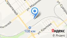 Pashok Garage на карте