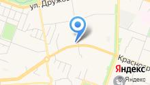 АБВГД-ейка на карте