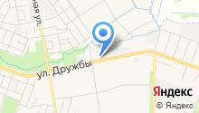 Анакс на карте