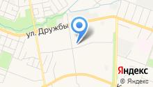AutoBolid на карте