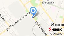 Автосегмент на карте