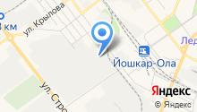 Автосервис на Пугачева на карте