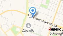 Аграрно-технологический институт на карте