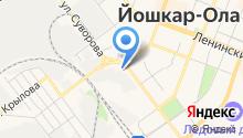 Адвокатский кабинет Иванова В.К. на карте