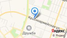 RED БУКЕТ на карте