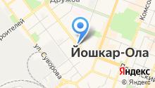 Арбитражный суд Республики Марий Эл на карте