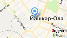 Банкомат, АК БАРС БАНК на карте