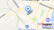 АЗС-Техкомплект на карте
