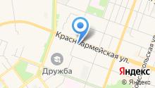 Akadia-Йошкар-Ола на карте