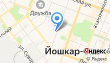Адвокатский кабинет Суворова Г.Н. на карте